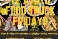 Te Atatu Food Truck Fridays: CANCELLED