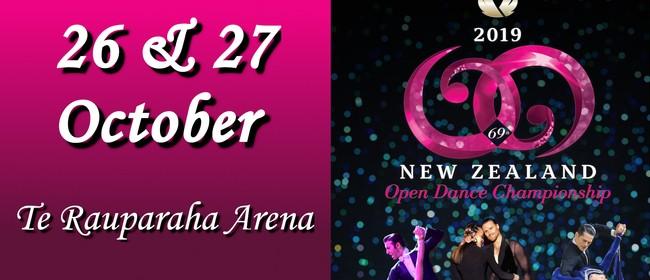 69th New Zealand Open Dance Championship