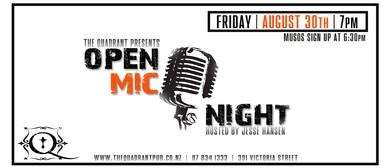 Open Mic Nights