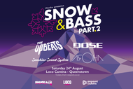 Image for event: Snow & Bass (Winters End) 2019