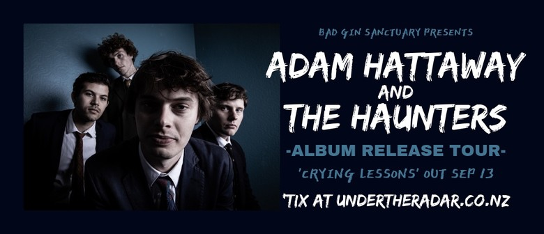 Adam Hattaway and the Haunters Album Release Tour