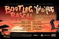 Image for event: Bootleg Rascal - Yin & Yang NZ Tour