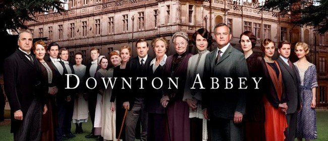 Rotary Downton Abbey Movie Night Fundraiser