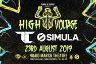 Image for event: High Voltage ft TC & Simula