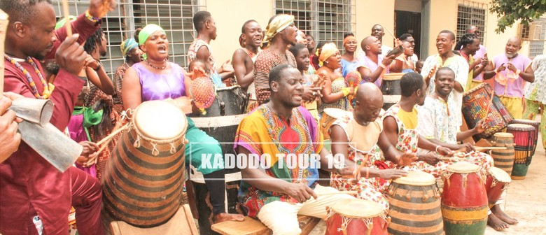 West African Songs and Drumming Workshop
