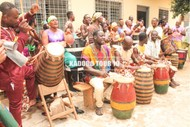 Image for event: West African Songs and Drumming Workshop
