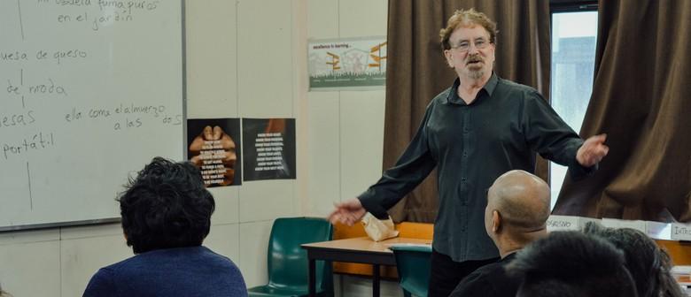 Spanish Language Classes - Introductory 2