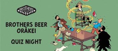 Brothers Beer Orakei Quiz Night