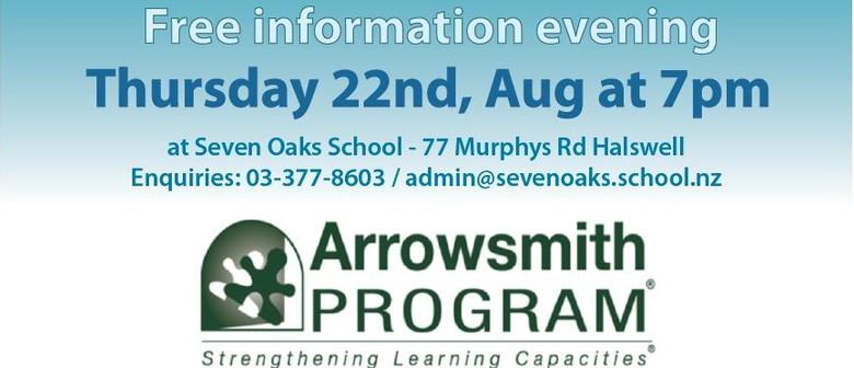 Arrowsmith Program Information Evening