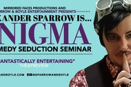 Image for event: Alexander Sparrow is ENIGMA