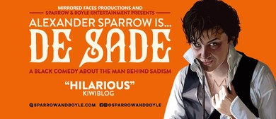 Alexander Sparrow is de Sade