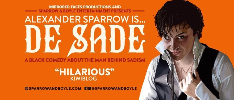 Alexander Sparrow is de Sade
