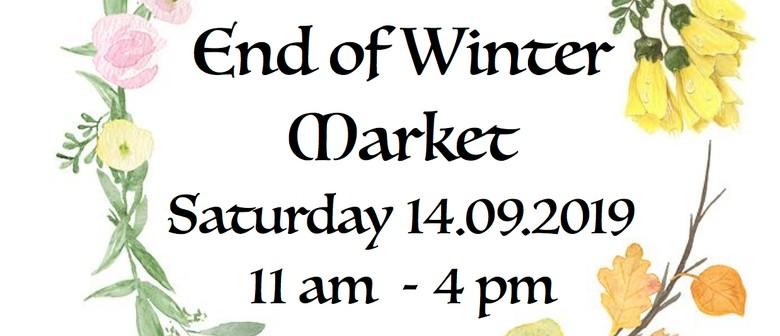 End of Winter Market
