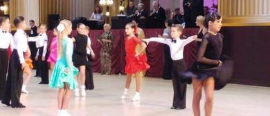 Junior Ballroom and Latin Beginners Class