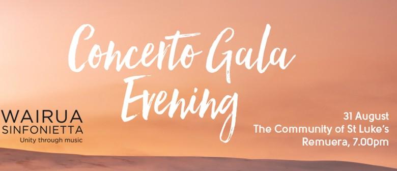 Concert Gala Evening