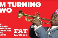 Image for event: Fat Eddie's I'm Turning 2 Party