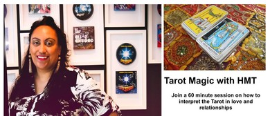 Tarot Magic with Helena Marie Tarot