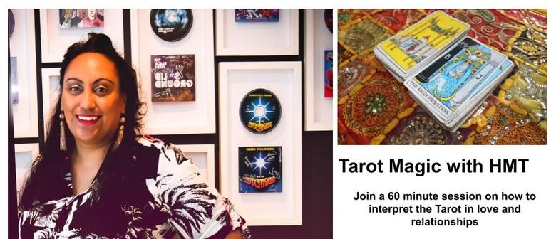 Tarot Magic with Helena Marie Tarot