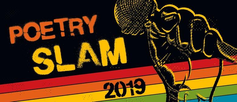 Going West - Poetry Slam Finals