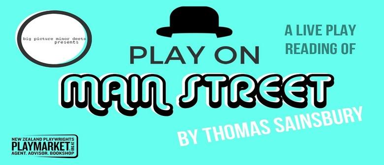 Play On: Main Street by Thomas Sainsbury