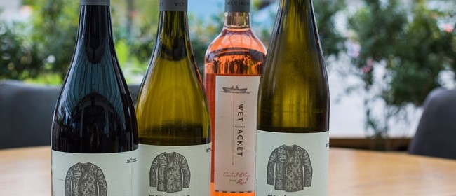 Wine Makers Dinner with Wet Jacket Wines