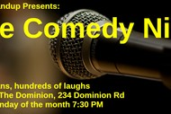 Image for event: Comedy Show, One Mic Standup