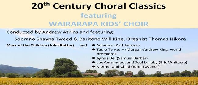 20th Century Choral Classics