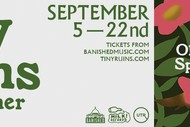 Image for event: Tiny Ruins - Olympic Girls Spring Tour Aotearoa