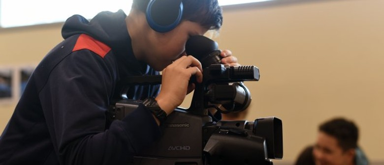 Make a Film (Ages 10-11) TAPAC October Holiday Programme