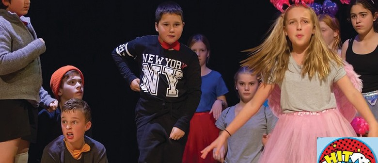 Hit the Stage! (Ages 10-14+) TAPAC October Holiday Programme