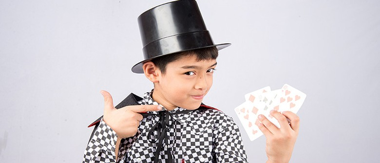 The Magician's Hat for Kids 7+ October Holiday Programme