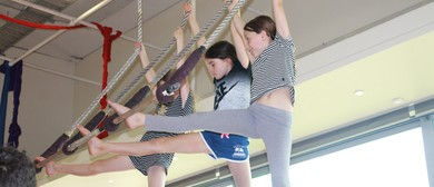 Circus Arts October Holiday Programme (Ages 8-13)