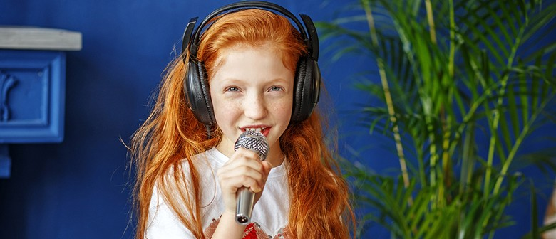 Write a Pop Hit! (Ages 10-13) TAPAC Holiday Programme