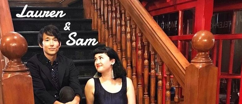 Lauren and Sam