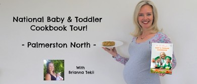 Dr Julie National Cookbook Tour - Palmerston North