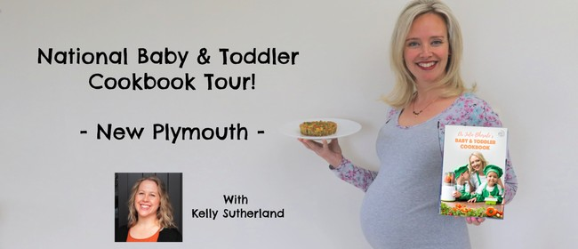 Dr Julie National Cookbook Tour - New Plymouth