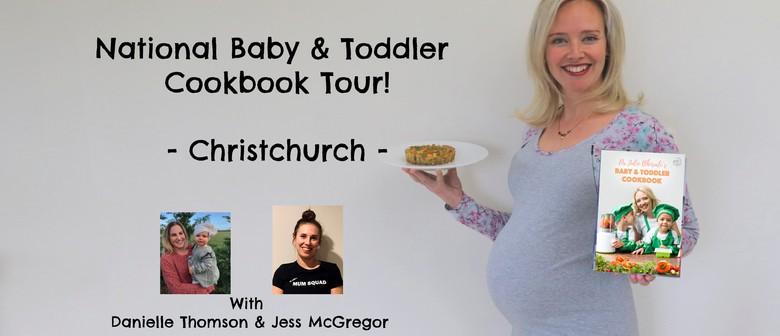 Dr Julie National Cookbook Tour - Christchurch