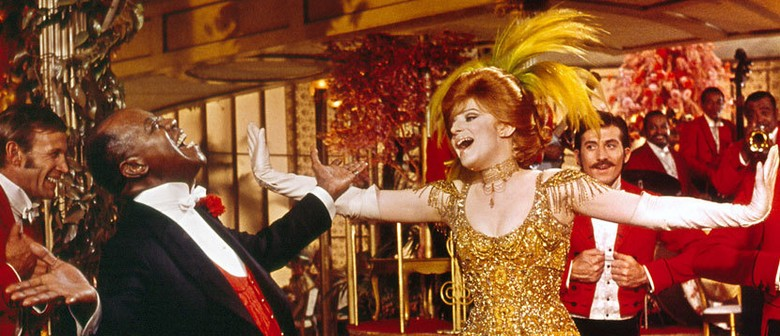 Tea Time Talkies: Hello, Dolly! (50th Anniversary Special)