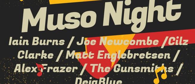 Cabana Muso Night