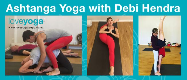 Ashtanga Yoga Workshop with Debi Hendra