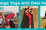 Image for event: Ashtanga Yoga Workshop with Debi Hendra