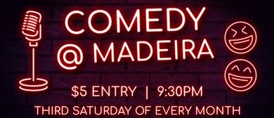 Comedy at Madeira