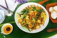 East Asian Class and Meal
