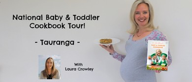 Dr Julie National Cookbook Tour - Tauranga