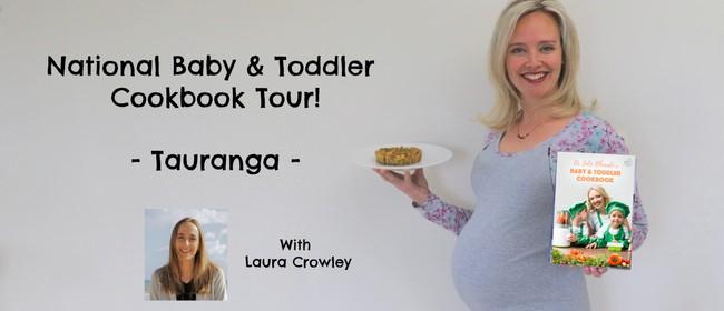 Dr Julie National Cookbook Tour - Tauranga
