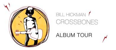 Bill Hickman - Bent Horseshoe - Crossbones Tour