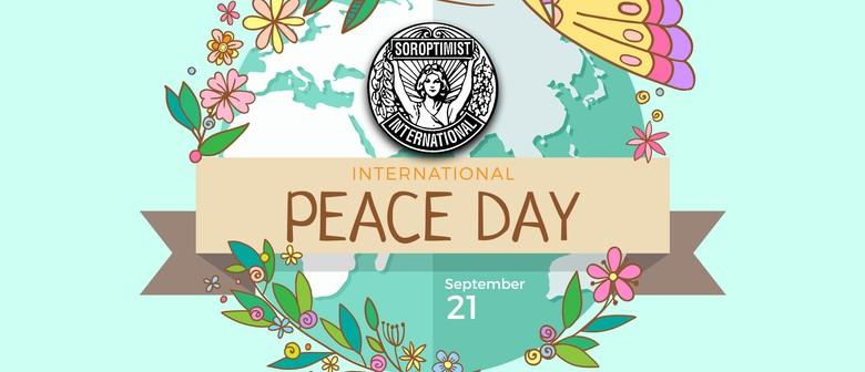International Peace Day Walk