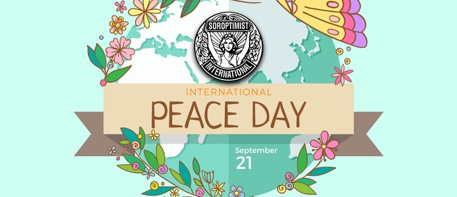 International Peace Day Walk