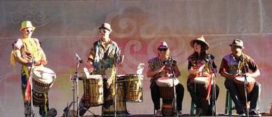 Melbourne Djembe West African Drumming - Beginner Djembe