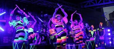 Melbourne Djembe Dun Dun Dance